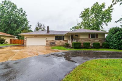 Columbus Single Family Home Contingent Finance And Inspect: 5831 Havens Corners Road