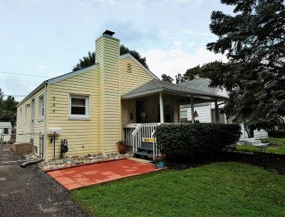 Clintonville Single Family Home For Sale: 544 E Royal Forest Boulevard