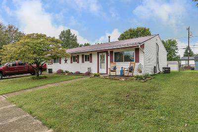 Hebron Single Family Home Contingent Finance And Inspect: 1010 Westview Drive