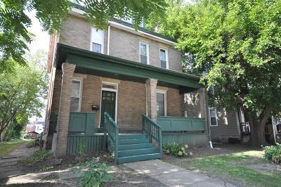 Columbus Single Family Home For Sale: 319 E 17th Avenue