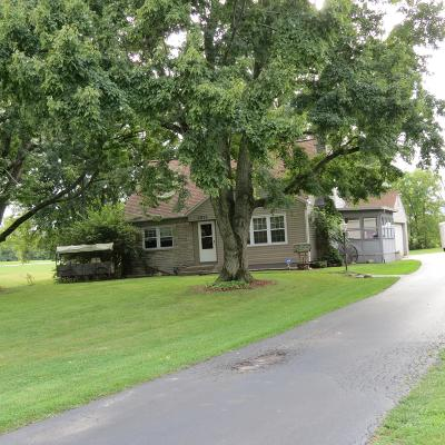 Grove City Single Family Home For Sale: 2951 Demorest Road