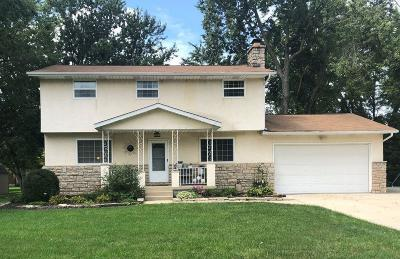 Westerville Single Family Home For Sale: 7837 Jennette Drive