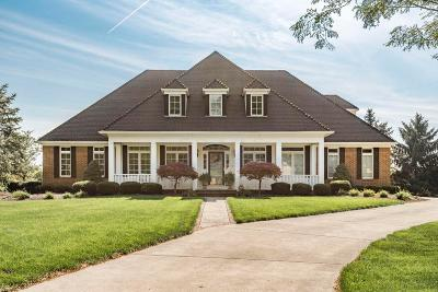 Delaware County, Franklin County, Union County Single Family Home For Sale: 1380 Poppy Hills Drive