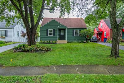 Clintonville Single Family Home Contingent Finance And Inspect: 539 Blenheim Road