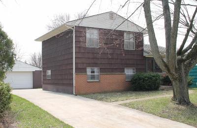 Columbus Single Family Home For Sale: 4283 E Livingston Avenue