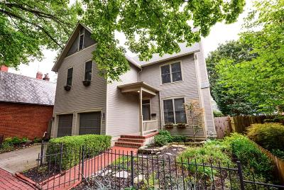 Columbus Single Family Home For Sale: 37 E Kossuth Street