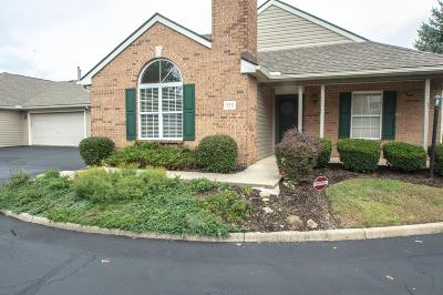Lewis Center Condo For Sale: 355 Chardonnay Lane