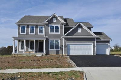 Powell Single Family Home For Sale: 4778 Hunters Bend Bend #Lot 3636