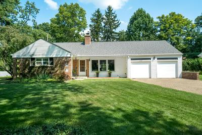 Columbus Single Family Home Contingent Finance And Inspect: 250 W Riverglen Drive