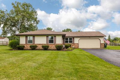 New Albany OH Single Family Home Contingent Finance And Inspect: $299,000