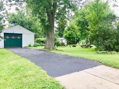 Orient Single Family Home For Sale: 7783 Stahl Road