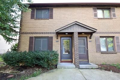 Westerville Condo Contingent Finance And Inspect: 1545 Park Place Drive