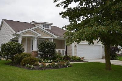 Single Family Home Contingent Finance And Inspect: 169 Stone Hedge Row Drive