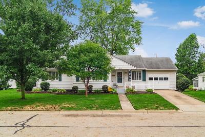Canal Winchester Single Family Home Contingent Finance And Inspect: 50 Park Street