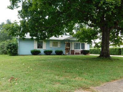 Reynoldsburg Single Family Home Contingent Finance And Inspect: 1035 Pleasant Drive