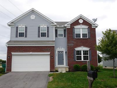 Groveport Single Family Home Contingent Finance And Inspect: 3302 Lauren Fields Drive N