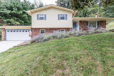 Heath Single Family Home For Sale: 1176 Nadine Drive
