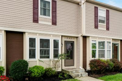 Worthington Condo Contingent Finance And Inspect: 757 Cap Lane