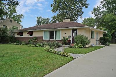 Columbus Single Family Home For Sale: 207 Eastmoor Boulevard