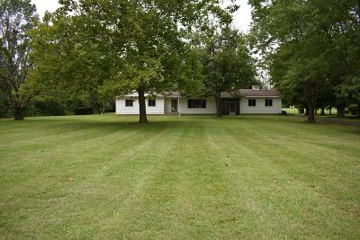Grove City Single Family Home For Sale: 2255 Demorest Road