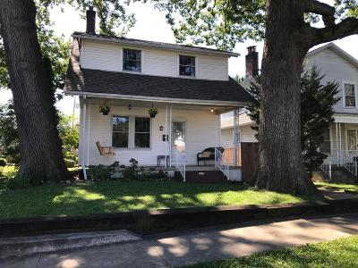 Clintonville Single Family Home For Sale: 405 E Weber Road