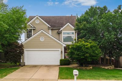 Reynoldsburg Single Family Home Contingent Finance And Inspect: 7043 Furrow Road