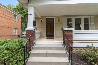 Bexley Single Family Home For Sale: 856 Sheridan Avenue