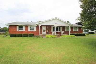 Galloway Single Family Home Contingent Finance And Inspect: 1018 Alton Darby Creek Road