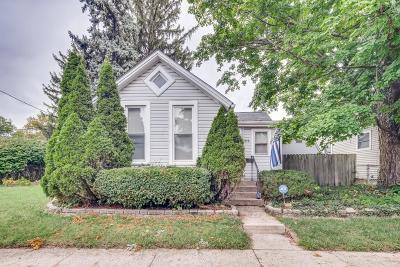 Single Family Home For Sale: 512 E. Columbus Street