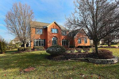 Westerville Single Family Home For Sale: 6351 Autumn Crest Court