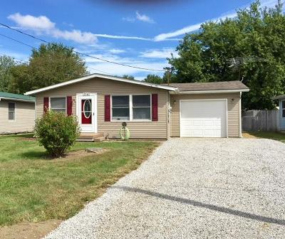 Pleasantville Single Family Home Contingent Finance And Inspect: 3540 Richland Road NE
