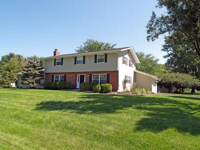 Hilliard Single Family Home Contingent Finance And Inspect: 4338 Cameron Road