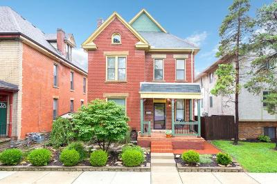 Columbus Single Family Home Contingent Finance And Inspect: 1285 Forsythe Avenue