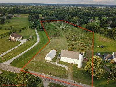 Canal Winchester Residential Lots & Land For Sale: 10570 Winchester Road NW