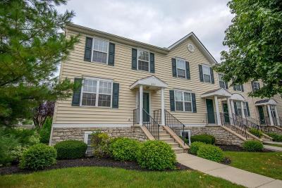 New Albany Condo Contingent Finance And Inspect: 5717 Colts Gate Drive