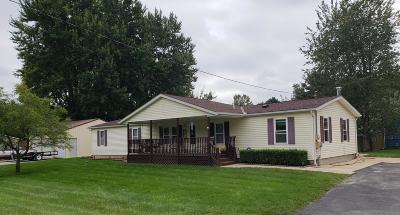 Reynoldsburg Single Family Home Contingent Finance And Inspect: 536 Ballman Road