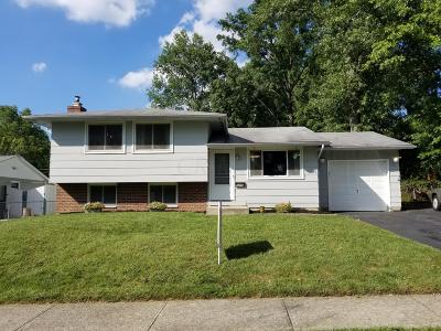 Reynoldsburg Single Family Home For Sale: 6478 Lexleigh Road