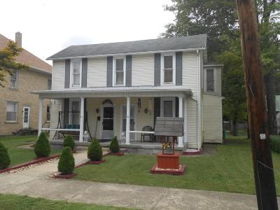 Ashville Multi Family Home For Sale: 121 &123 Long Street