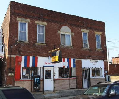 Columbus OH Commercial For Sale: $295,000