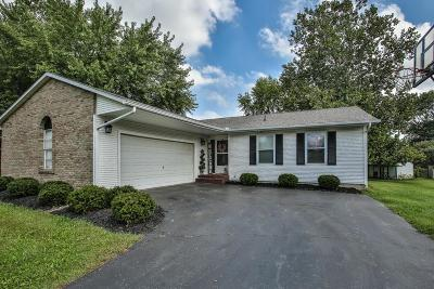 Grove City Single Family Home Contingent Finance And Inspect: 4216 Mayfair Court N