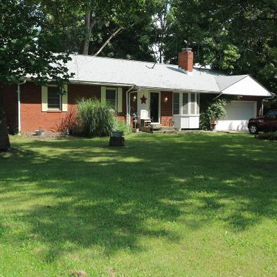 Single Family Home For Sale: 808 Doherty Road