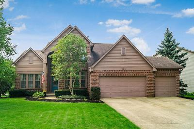 Westerville Single Family Home Contingent Finance And Inspect: 403 Aylesbury Drive S