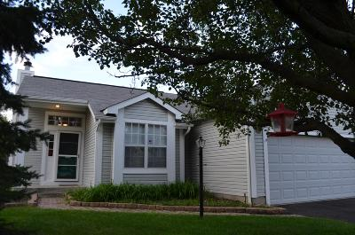 Hilliard Single Family Home Contingent Finance And Inspect: 5108 Cashion Drive