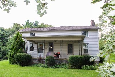 Centerburg Single Family Home For Sale: 5850 Bloomfield Road