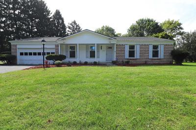 Columbus Single Family Home For Sale: 5777 Plum Orchard Drive