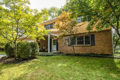 Worthington Single Family Home Contingent Finance And Inspect: 277 Highland Avenue