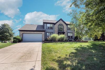 Pickerington Single Family Home Contingent Finance And Inspect: 12008 Sheldrake Court