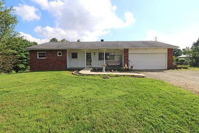 Pataskala Single Family Home For Sale: 11925 Morse Road SW
