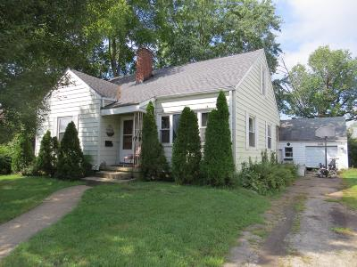 Canal Winchester Single Family Home Contingent Lien-Holder Release: 108 Park Street