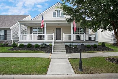 Westerville Single Family Home For Sale: 6170 Benon Road